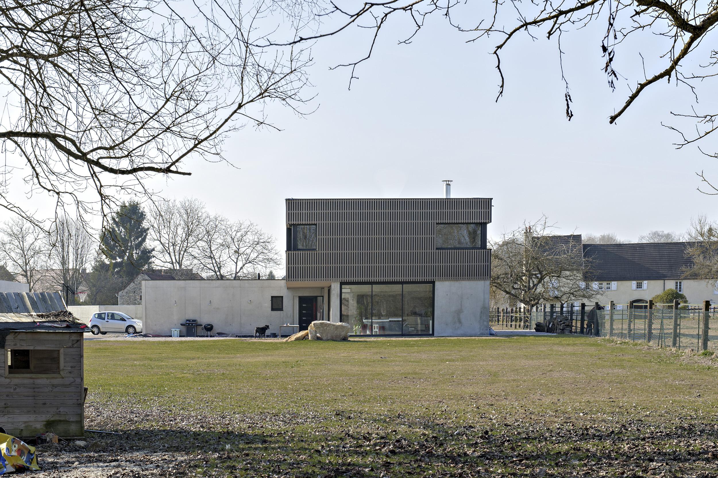 Chouette Architecture - villa Saint-Julien - 2500 14