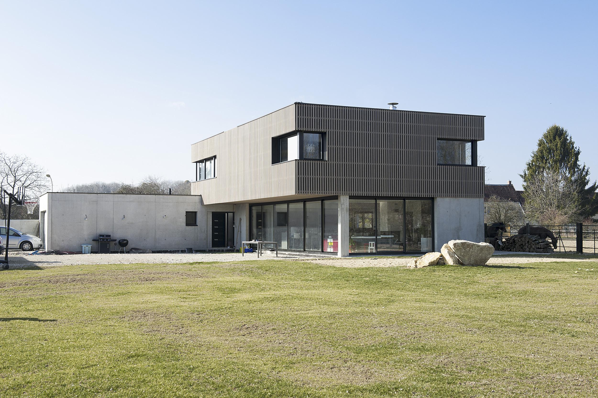 Chouette Architecture - villa Saint-Julien - 2500 16