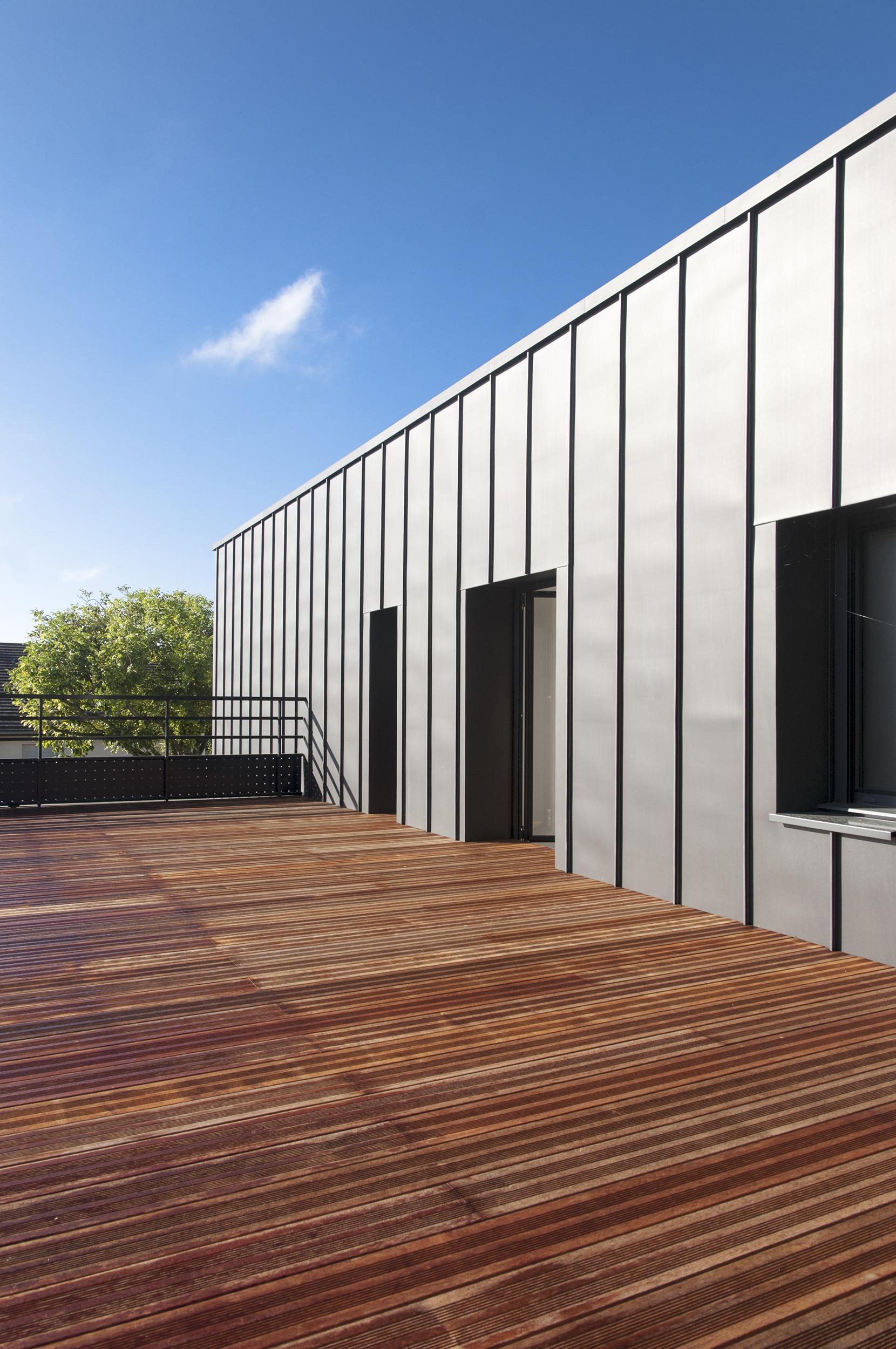 Chouette architecture - Villa Dijon - 2500 28