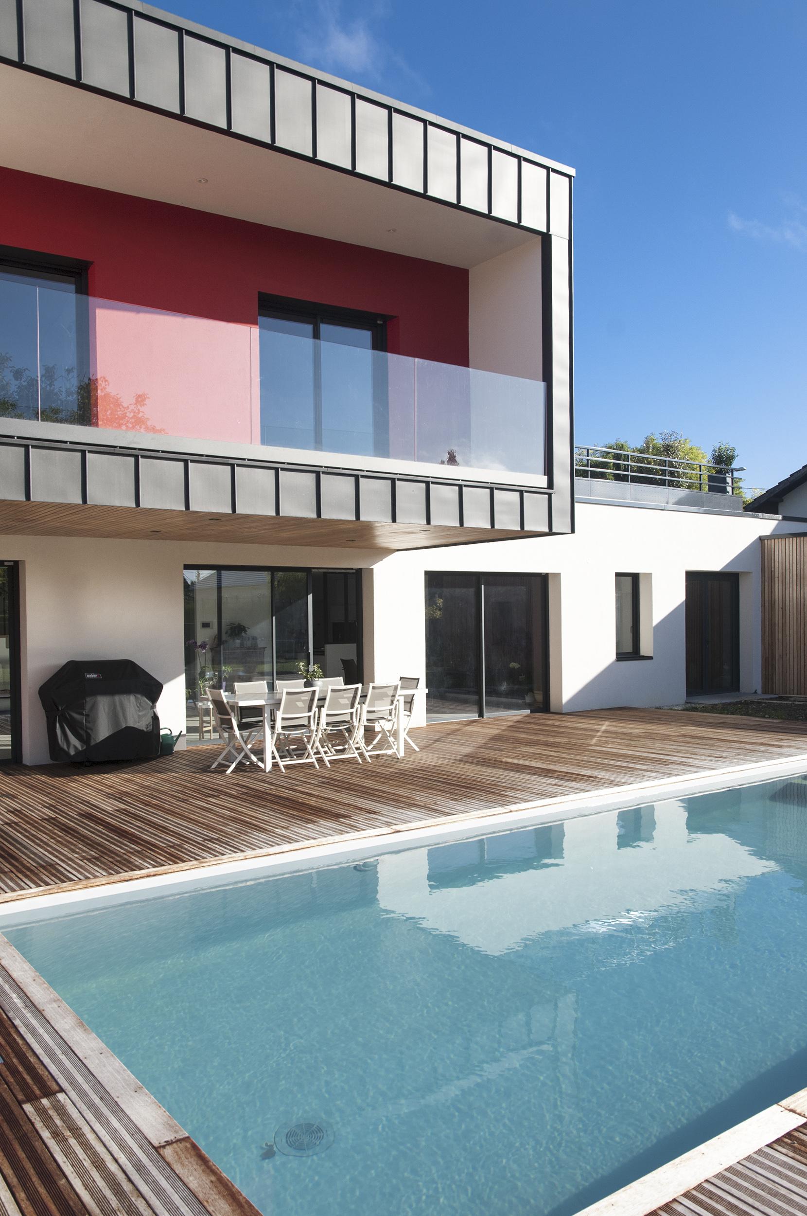 Chouette architecture - Villa Dijon - 2500 30