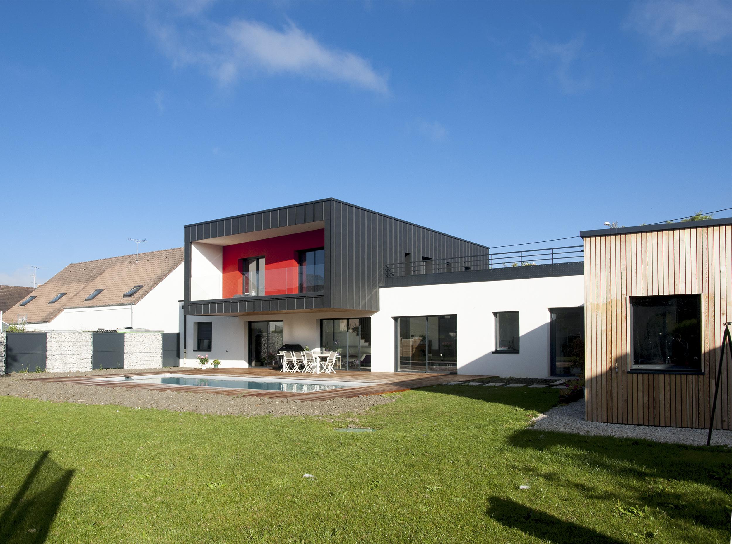 Chouette architecture - Villa Dijon - 2500 31