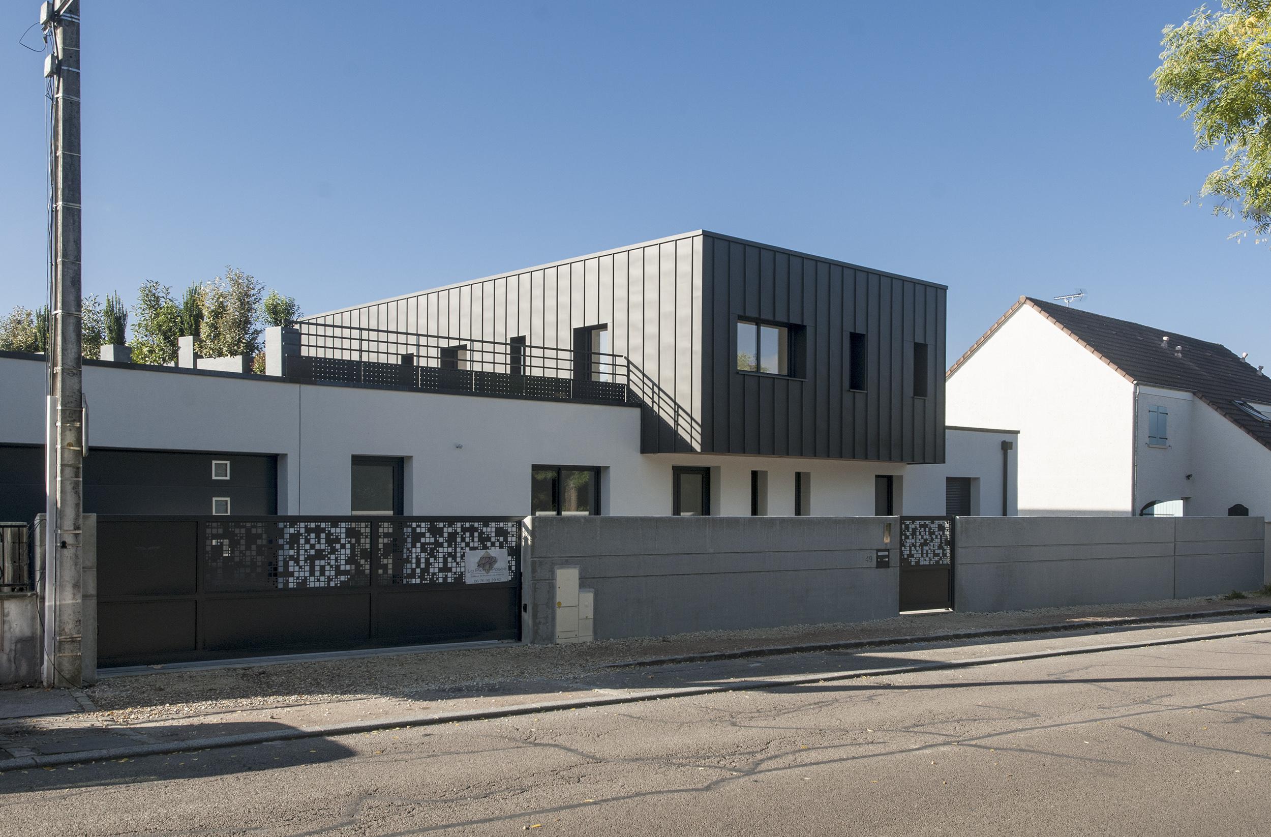 Chouette architecture - Villa Dijon - 2500 32