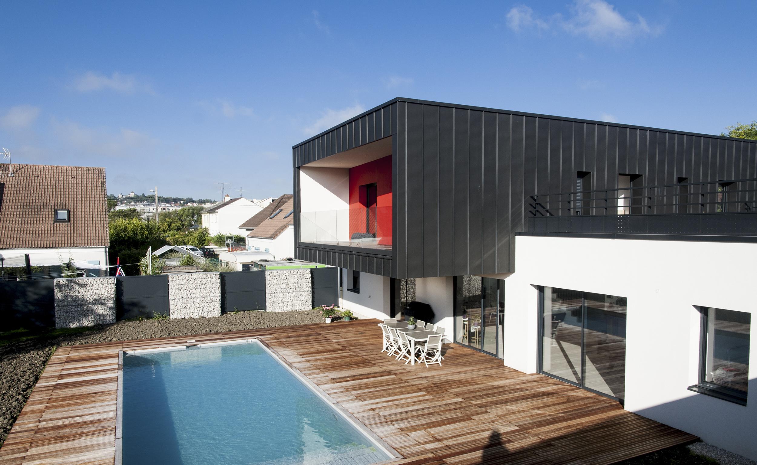 Chouette architecture - Villa Dijon - 2500 33