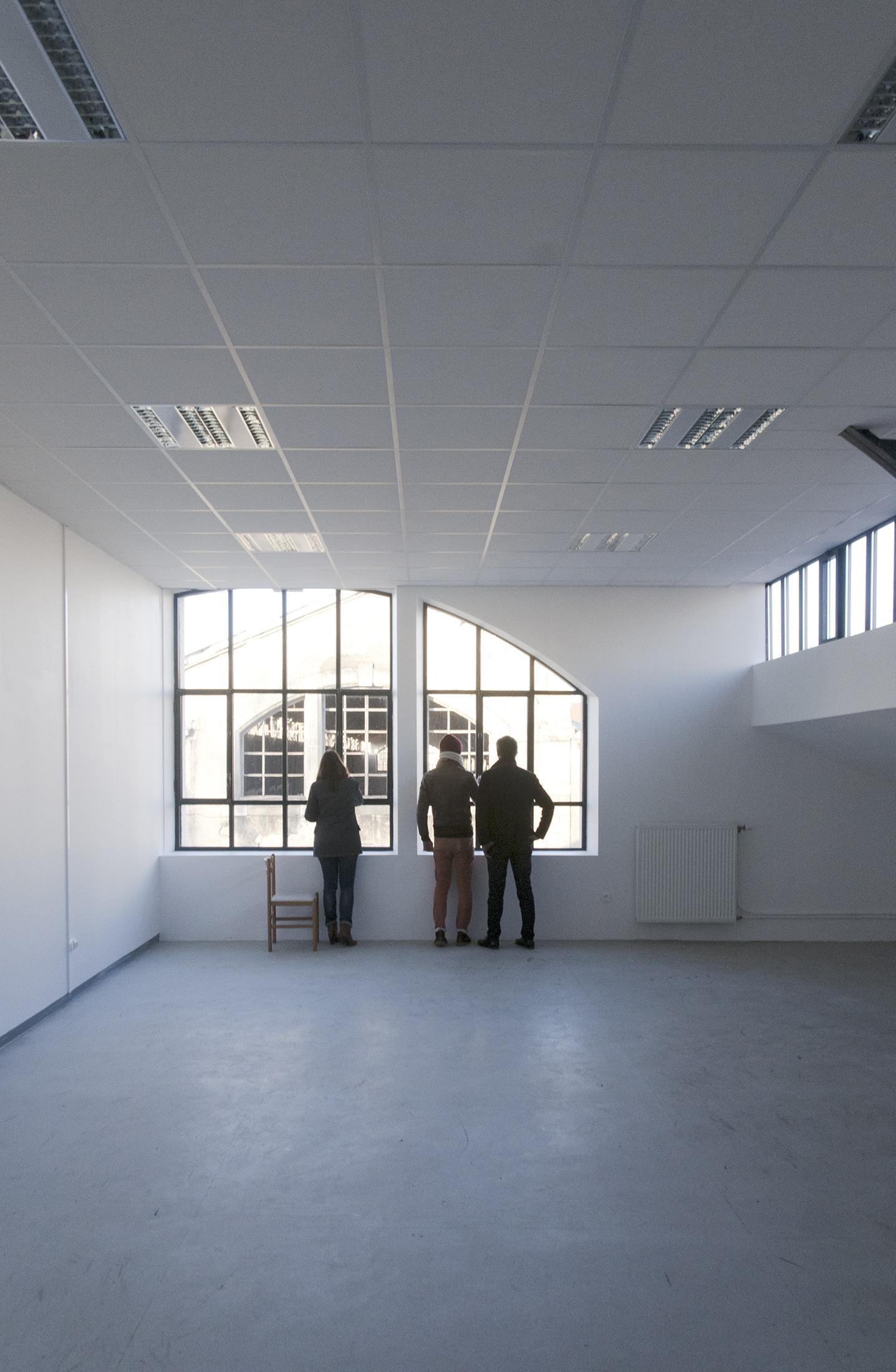 Chouette architecture - réhabilitation Halle 38 Dijon - 2200 20
