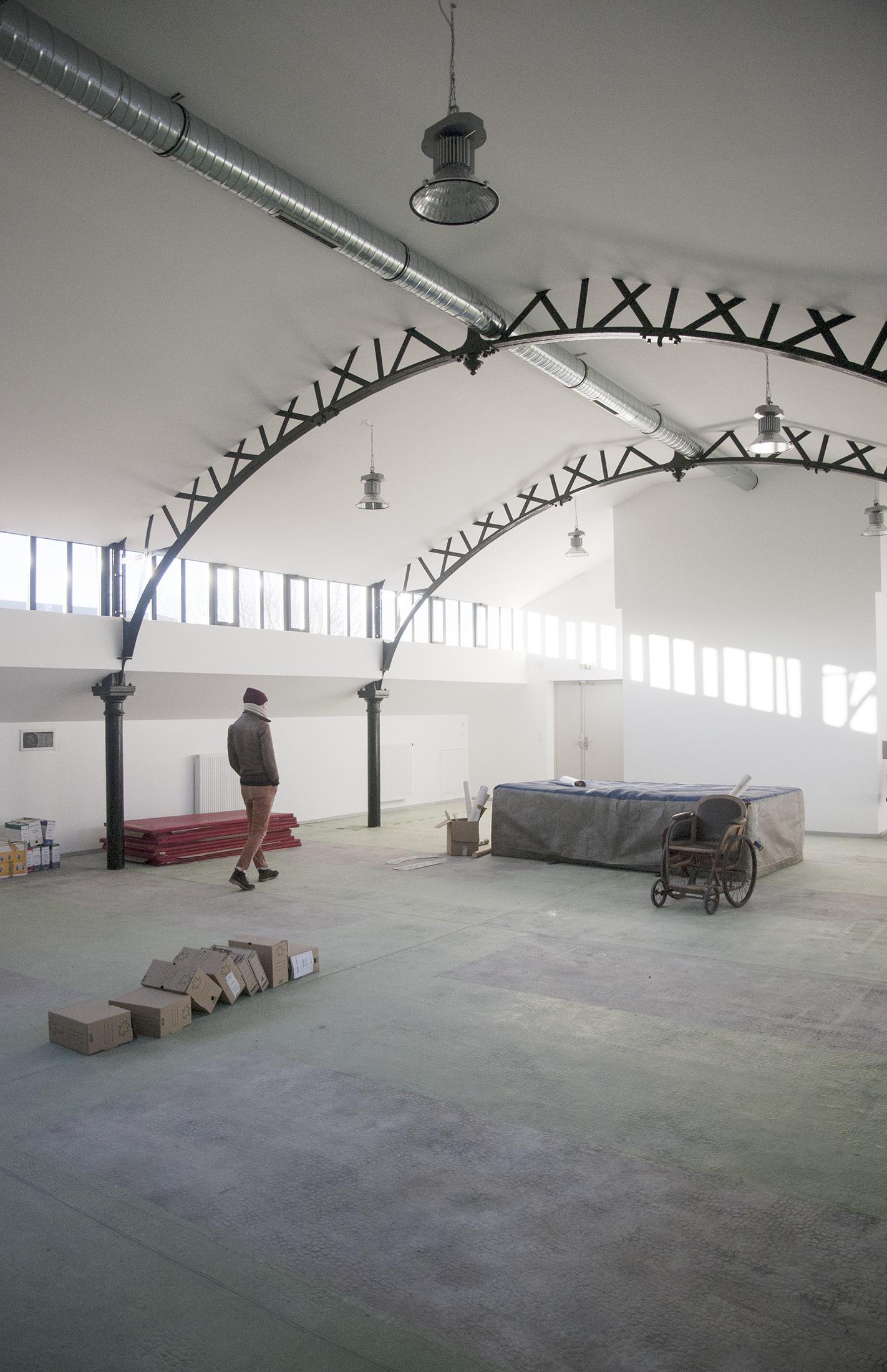 Chouette architecture - réhabilitation Halle 38 Dijon - 2200 21