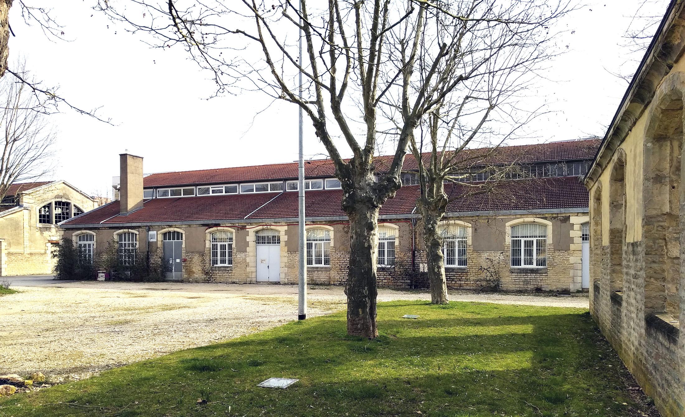 Chouette architecture - réhabilitation Halle 38 Dijon - 2200 4