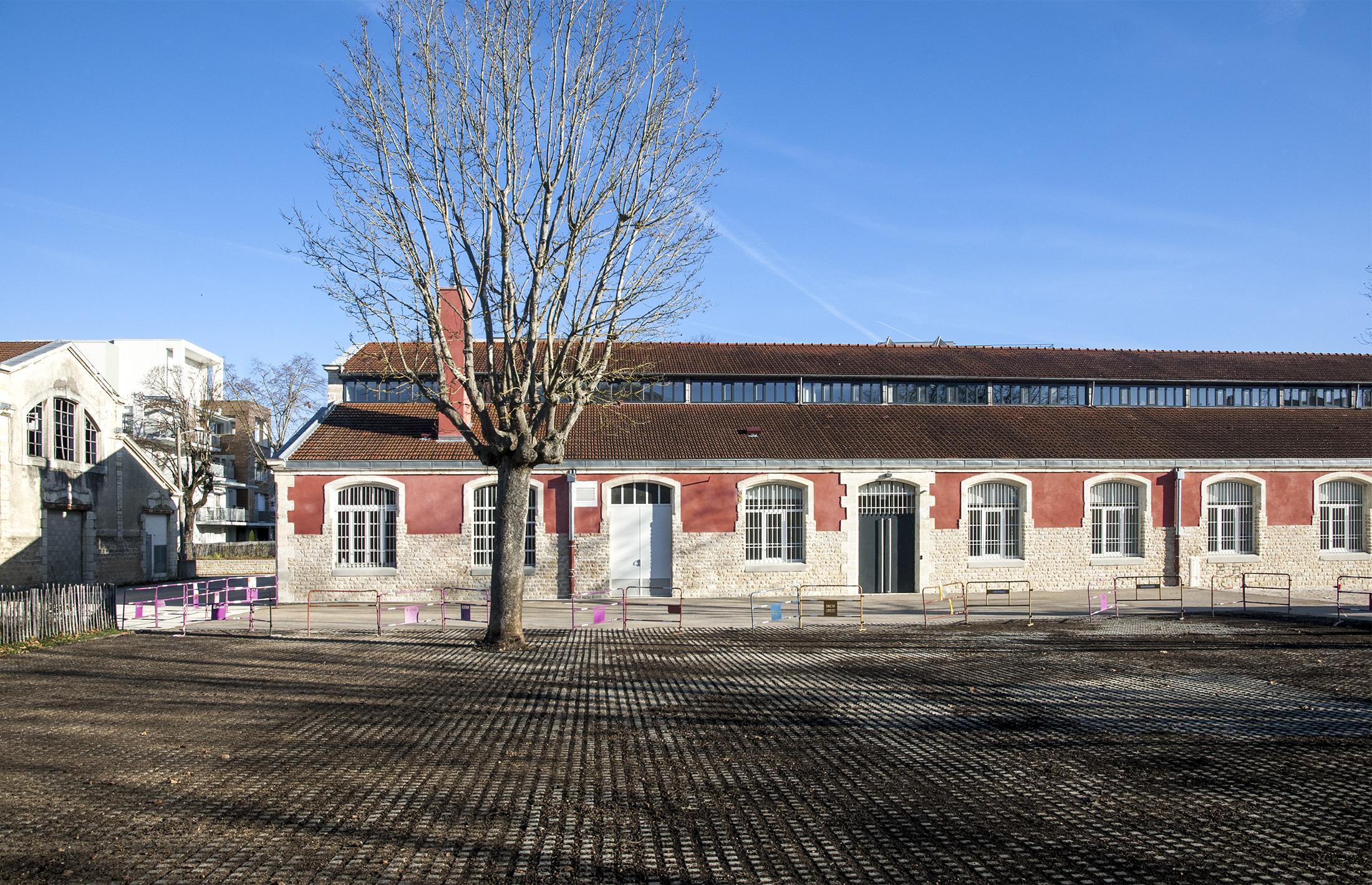 Chouette architecture - réhabilitation Halle 38 Dijon - 2200b 16